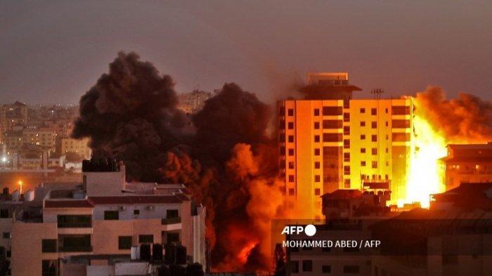 Menteri Luar Negeri Arab Saudi, Mesir, dan Kuwait Serukan Gencatan Senjata di Wilayah Palestina